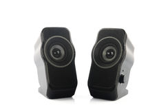 Portable Speakers Stock Images