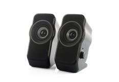 Portable Speakers Royalty Free Stock Photos