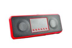 Portable Speakers Royalty Free Stock Photography