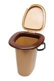 Portable toilet Stock Image