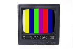 Portable TV Stock Photo