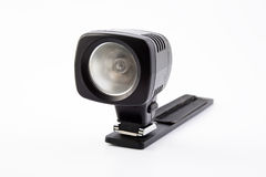 Portable video lamp Stock Images