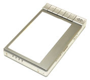 Portable Video Player Stock Image