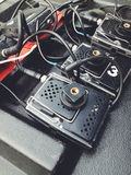 Portable Wireless Sound Recorder Stock Photography