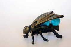 Portacenere di figura della mosca Fotografie Stock Libere da Diritti