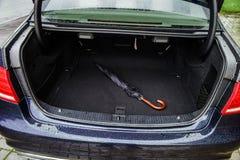 Portador auto para el bagage Foto de archivo