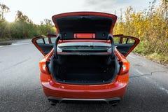 Portador auto para el bagage Fotos de archivo libres de regalías