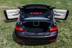 Portador auto para el bagage Fotografía de archivo libre de regalías