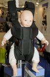 Portador de bebé Fotos de archivo libres de regalías