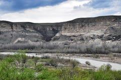Portador del río de Kuban Fotos de archivo