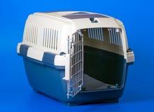 Portador para los animales domésticos imagenes de archivo
