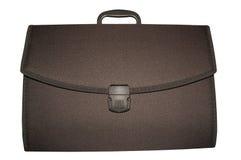 Portador portátil preto do arquivo Imagem de Stock