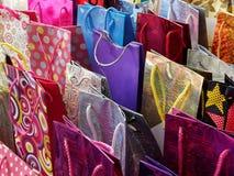 Portadores coloridos da garrafa Imagens de Stock