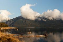 Падение на бухту Portage стоковая фотография rf