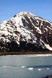 Portage Glacier Royalty Free Stock Photo