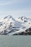 Portage Glacier Stock Photography