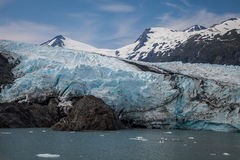 Portage Glacier- Kenai Peninsula- Chugach National Forest- AK Stock Photos