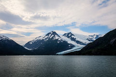 Portage Glacier- Kenai Peninsula- Chugach National Forest- AK Stock Photos