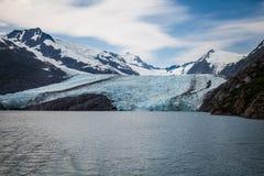 Portage Glacier- Portage- Alaska Royalty Free Stock Image