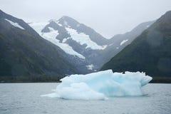 portage lodowa góra lodowa Fotografia Stock