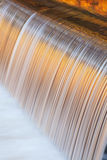 Portage Nebenfluss-Kaskade Stockbilder