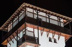 Portais do porto da torre, Mallorca Imagens de Stock Royalty Free