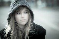 Portait ενός κοριτσιού Στοκ Φωτογραφίες