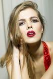 Portait of beautiful girl Stock Image