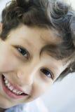 Portait d'un garçon du Moyen-Orient photo stock