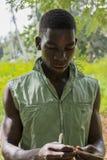 Portaits, местный человек стоковая фотография