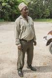 Portaits, человек Lokal стоковая фотография