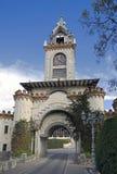 Portal 1 de la ciudad imagen de archivo libre de regalías