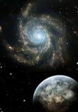 Portal al espacio Imagen de archivo libre de regalías
