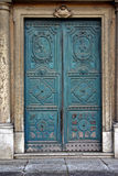 Portal antigo Imagem de Stock Royalty Free