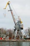 Portal crane Royalty Free Stock Photography