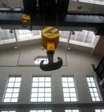 Portal crane Stock Photo