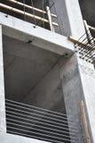 Portal da construção Foto de Stock Royalty Free