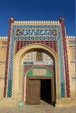 Portal Darvoza i Bukhara Royaltyfri Fotografi