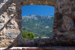 Portal de Budva Imagem de Stock Royalty Free
