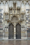 Portal de Elisabeth Cathedral de Saint imagens de stock royalty free
