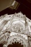 Portal de la catedral de San Pedro y de Paul Fotos de archivo