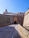 Portal de ses Taules in Ibiza Town Stock Photos