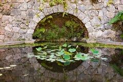 Portal del agua Imagenes de archivo