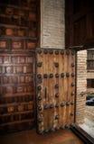 Portal der Kirche Stockbilder