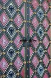 portal do kościoła Zdjęcia Royalty Free