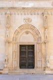 Portal do lado norte da Croácia de Sibenik Imagem de Stock Royalty Free