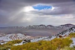 Portal i himlen Fotografering för Bildbyråer
