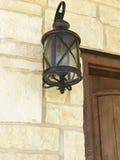 Portal-Licht Stockbild