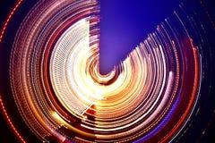 Portal ligero Imagen de archivo libre de regalías