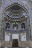 Portal madrassah in Bukhara Royalty Free Stock Photography